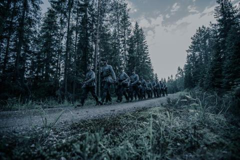 Ramirent Finland Oy ja Elokuvaosakeyhtiö Suomi 2017 Oy ovat allekirjoittaneet kumppanuussopimuksen Tuntematon sotilas -elokuvaan liittyvästä yhteistyöstä