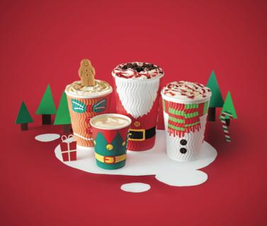 CHRISTMAS HAS ARRIVED AT COSTA!