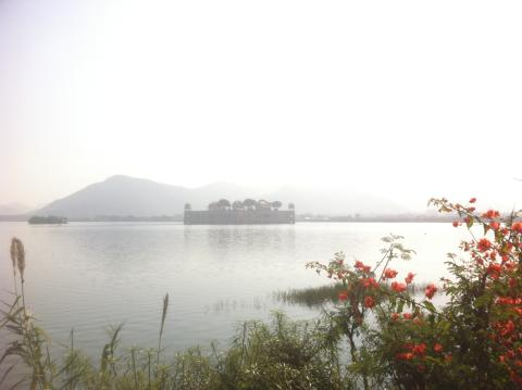 Jal Mahal, Jaipur, Indien