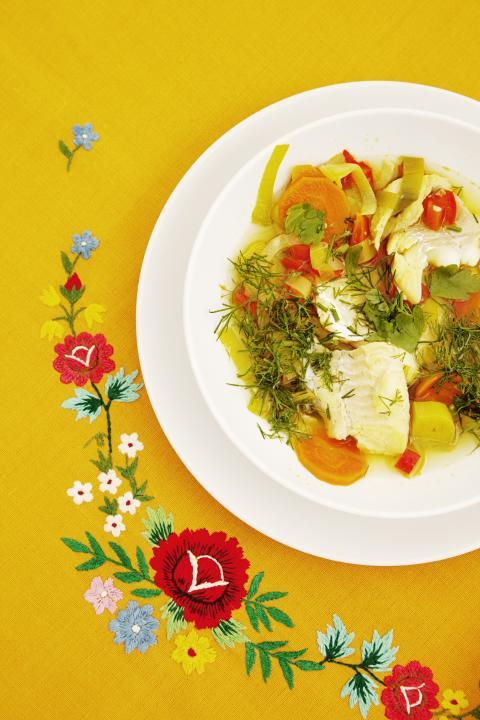 Pressbild 1. Kryddor från Rosengård