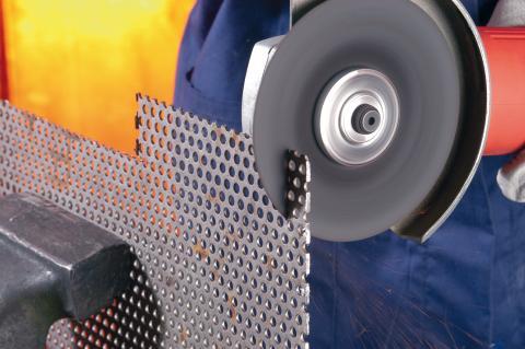 Flexovit Mega-Line tunna kapskivor - Användning