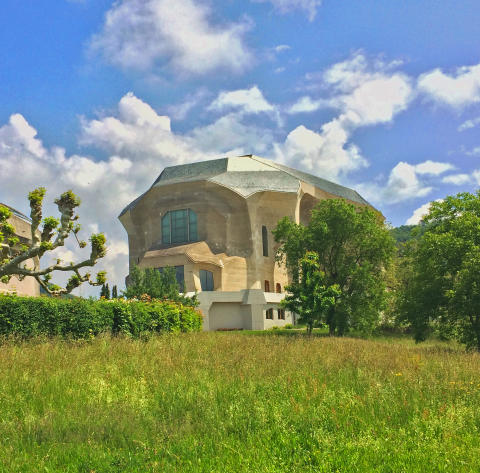 Gastspiel Goetheanum. Workshopreihe ‹Living Archive› des Kunstmuseums Basel am Goetheanum