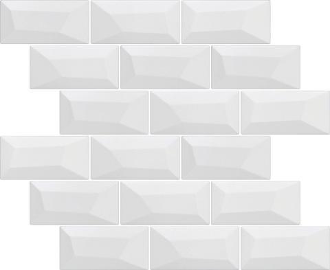 Vægten Hvid 5x10 (30x30) 748 kr. pr. M2
