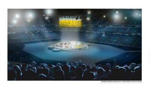 Så blir showen – Nu avslöjas detaljerna kring invigningen av Friends Arena