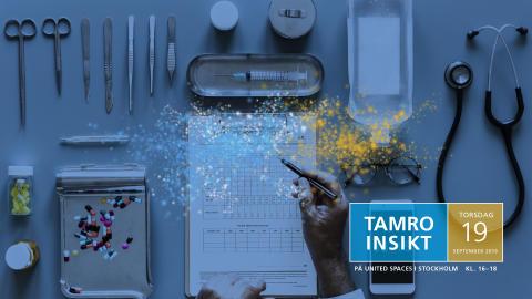 Boka din plats till Tamro Insikt #2!