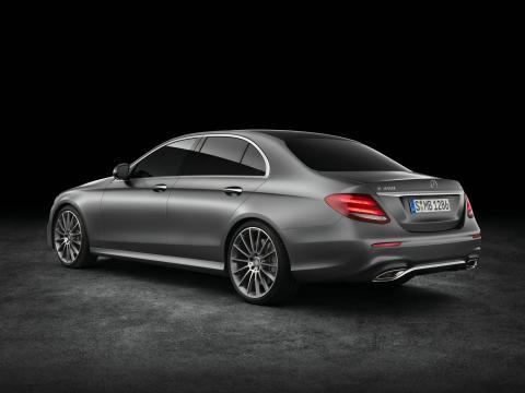 Mercedes E-Klasse (W213)
