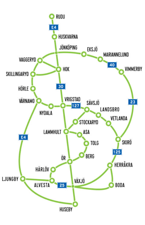 Litteraturen öppnar nya vägar under Smålands Kulturfestival 2014