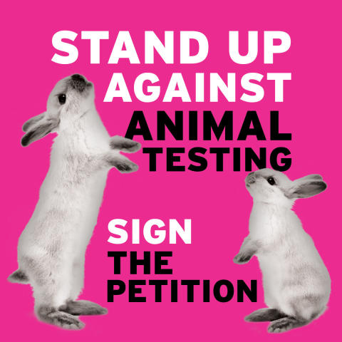 Stand Up Against Animal Testing