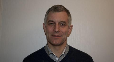 Anders Lindholm ny arbetschef i Svevia