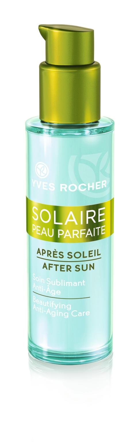 Solaire Peau Parfaite After Sun – Beautifying Anti-Aging Face Care