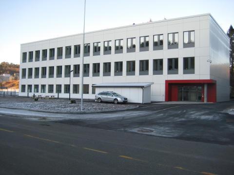 Depotbygg Haakonsvern