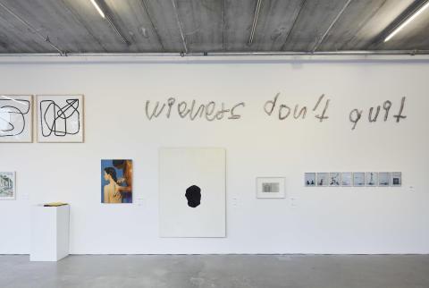 Samlade verk! 30 år med Maria Bonnier Dahlins stiftelse - installationsbild