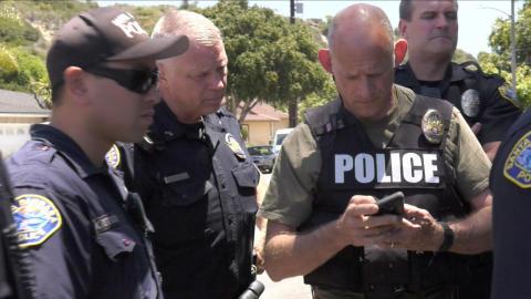 Keld 911-kald har skudt en mand