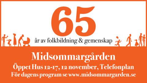 Midsommargården firar 65-år!
