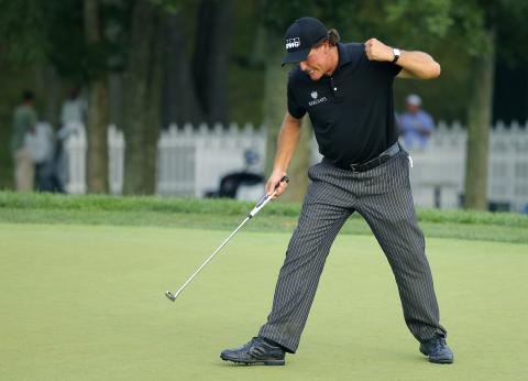 The Greenbrier Classic er  tilbage på C More Golf efter ufrivillig pause