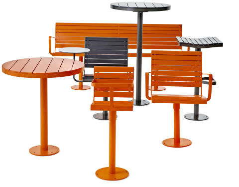 Parco möbelgrupp, design Broberg & Ridderståle