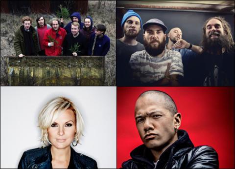 Veckans konserter på Grönan V.19-20