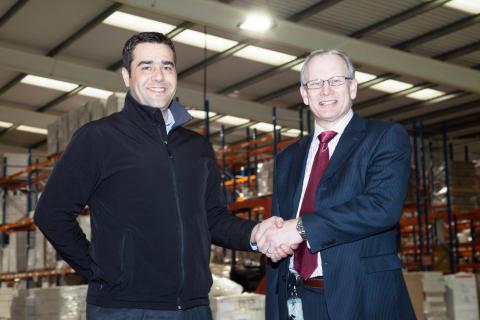 Sage UK saves money with 'green' lighting