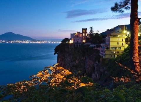 Ramblers Walking Holidays Exploring the Sorrento Peninsula