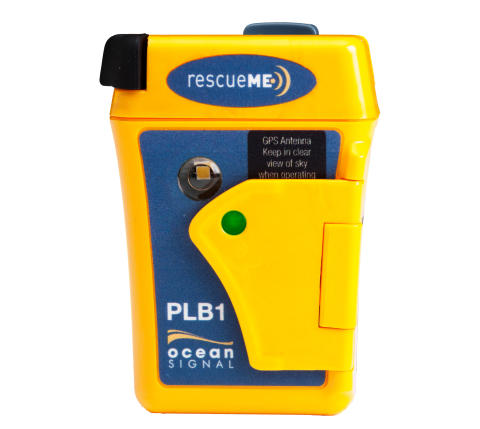 Hi-res image - Ocean Signal - rescueME PLB1