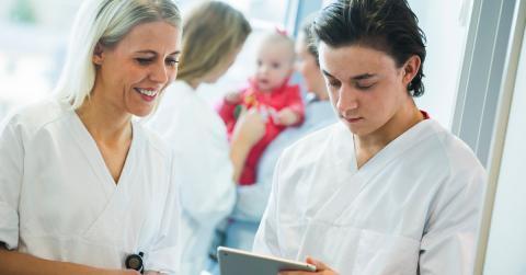 Klinisk kommunikasjon i sykepleie