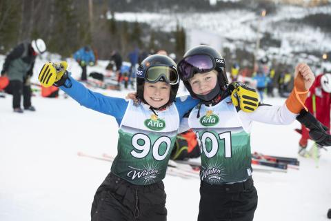 SkiStar Winter Games Vemdalen