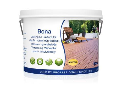 Bona Decking & Furniture Oil