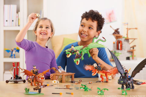 DreamWorks Dragons von PLAYMOBIL