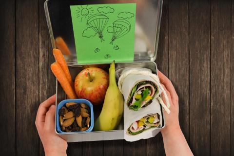 Skolestart: Børn spiser for lidt fuldkorn