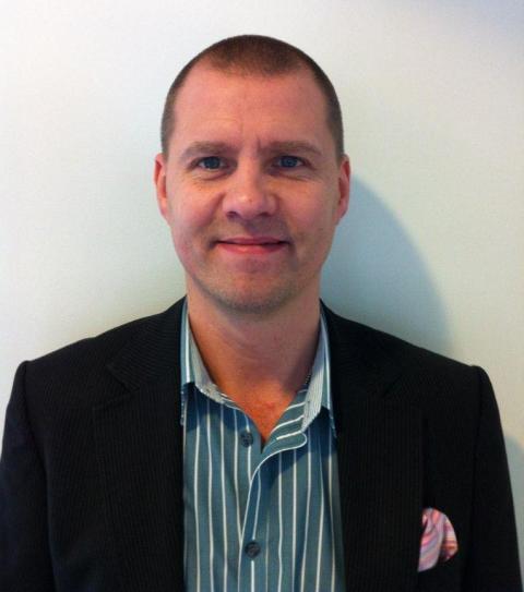 Anders Gaard, ny säljare på IT-Total