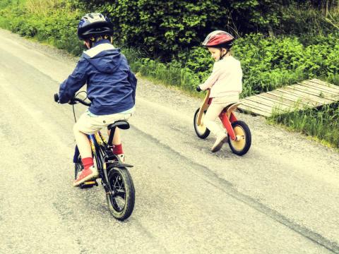 Lapsille sattuvien tapaturmien riski vaihtelee vuodenajasta toiseen