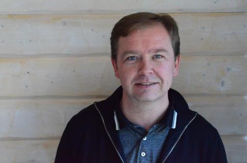 Mats-Ove Berglund, Säljare på regionkontoret i Örnsköldsvik