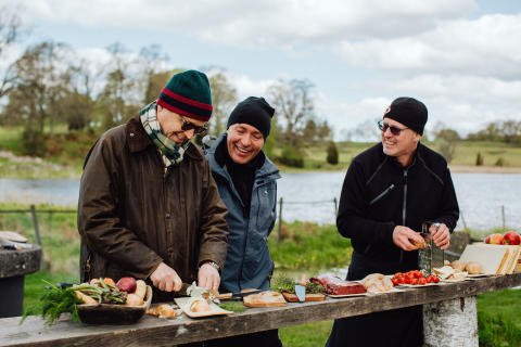 Länets företagare lär sig om framtidens måltidsturism