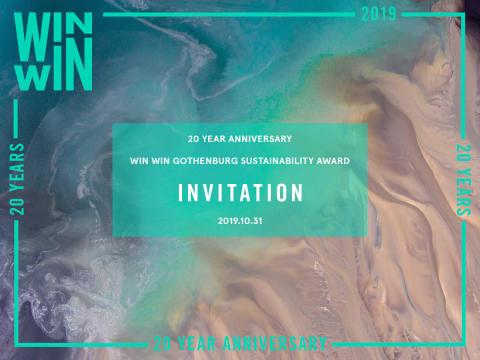 Press invitation: WIN WIN Award Ceremony 2019