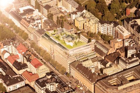 Grattis Stockholm city: Urban Deli kommer till Diligentia på Sveavägen 44!