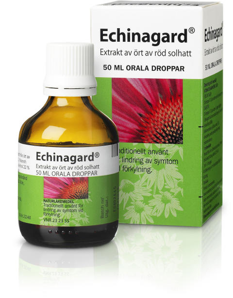 Echinagard Droppar 50ml
