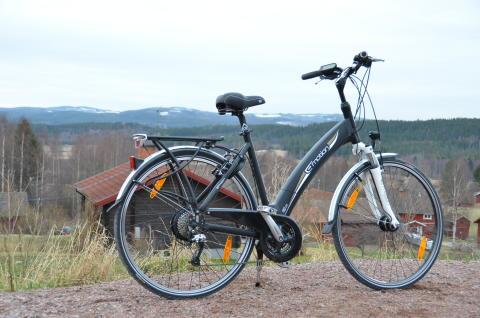 Elcykel BH Bikes Neo City Lite
