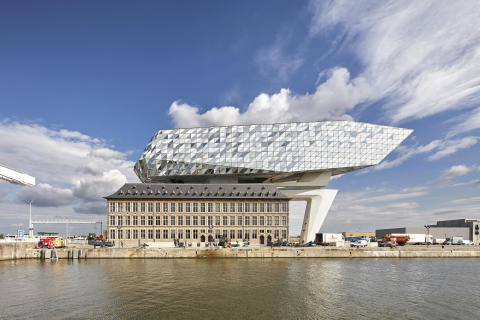 Port House, Antwerp