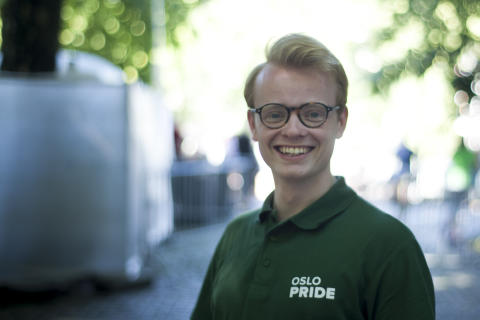 Oslo Pride Parade  - Årets store høydepunkt