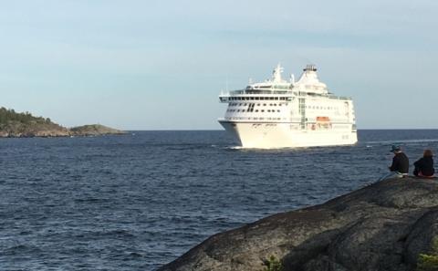 Birka Cruises fortsätter satsning på Höga Kusten