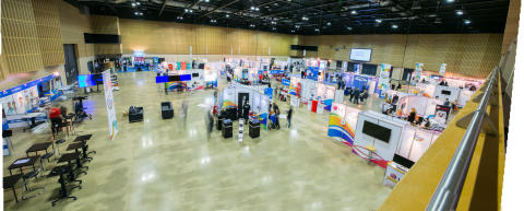 Featherstone exhibition firm stays centre stage thanks to superfast broadband