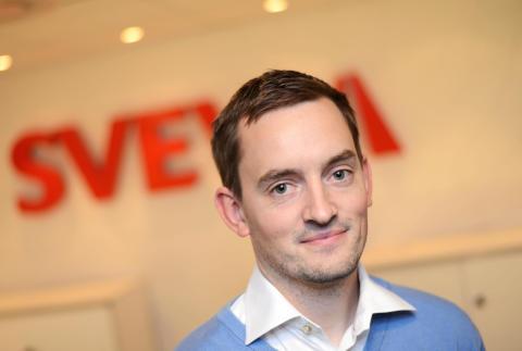 Dan Eriksson ny arbetschef i Svevia