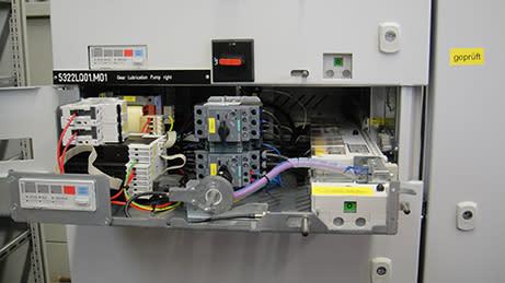 Nytt kassettställverk säkrat mot ljusbågar