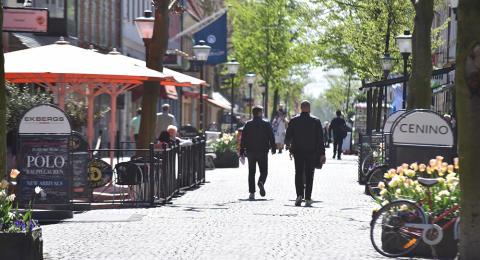 Kristianstads stadskvaliteter undersöks