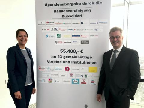 2.400 Euro für Wohnungslose in Düsseldorf