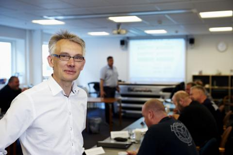 Salgsdirektør Anton Freiesleben