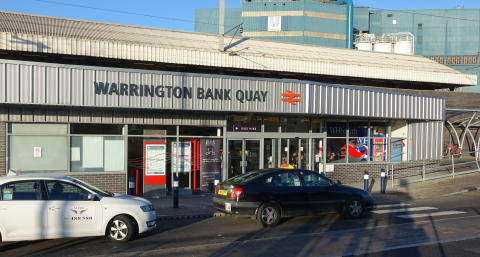 Virgin Trains introduces free Wi-Fi at Warrington Bank Quay