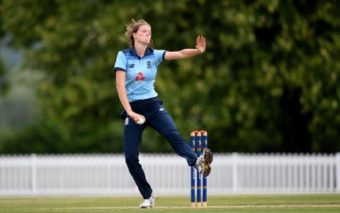 England Confirm Women's Academy For 2019-2020