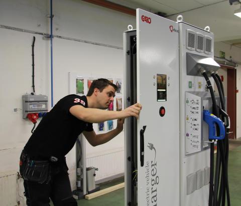 GARO AB levererar 14 snabbladdare till Göteborg Energi under våren