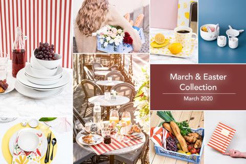 Lagerhaus presenterar årets mars-kollektioner!